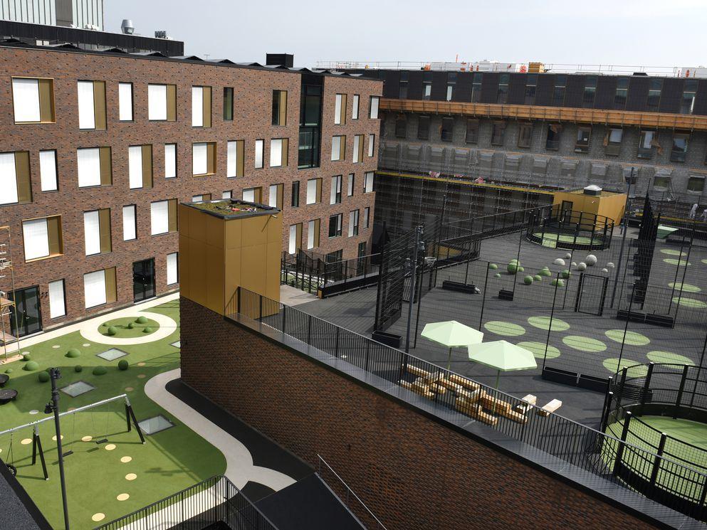 Europaskolen er klar til at byde eleverne velkomne