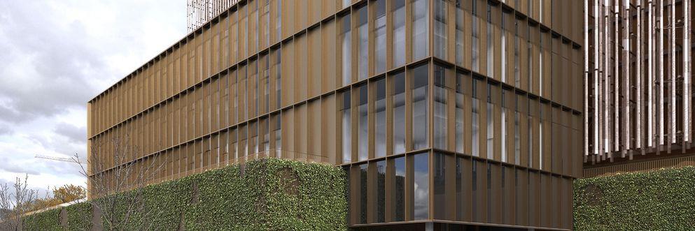 Nybyg BIO4 - B14 Administrationsbygning