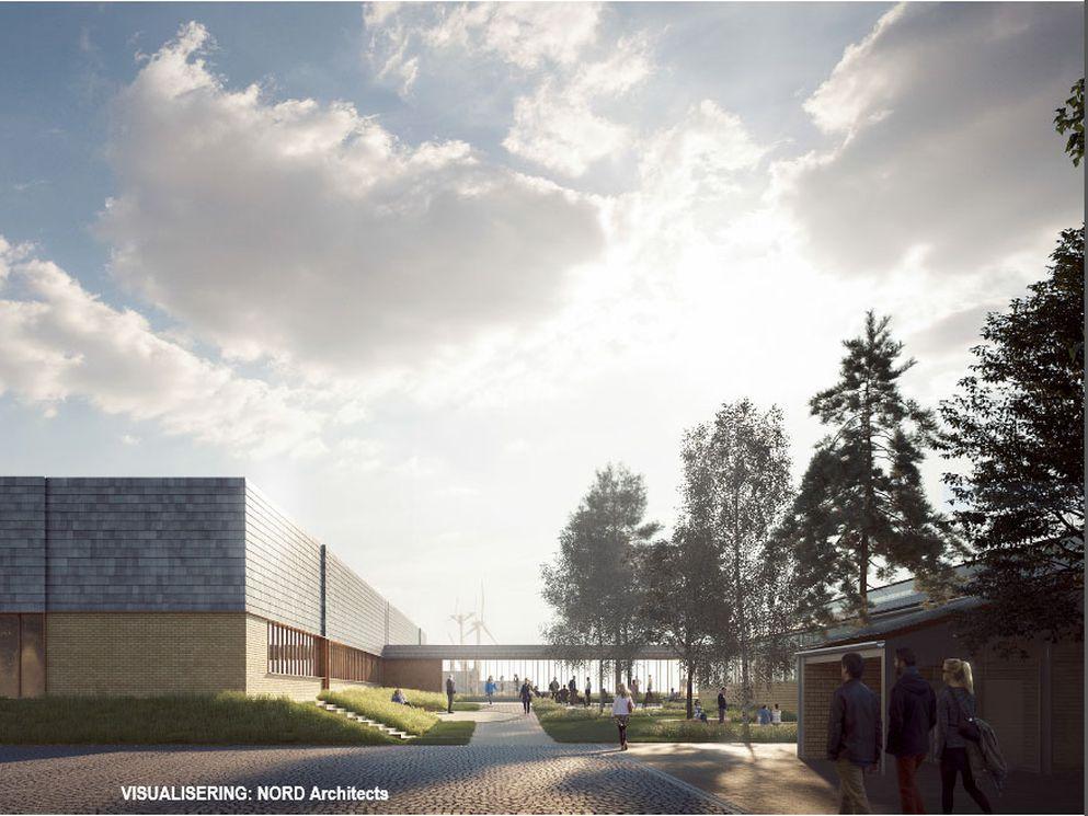 Nybyg og renovering DTU Risø DPIV, Vindenergi
