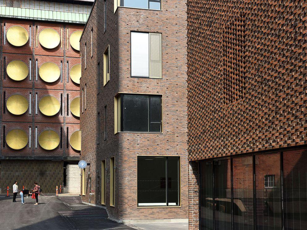 Nybyg Europaskolen København i Carlsberg Byen