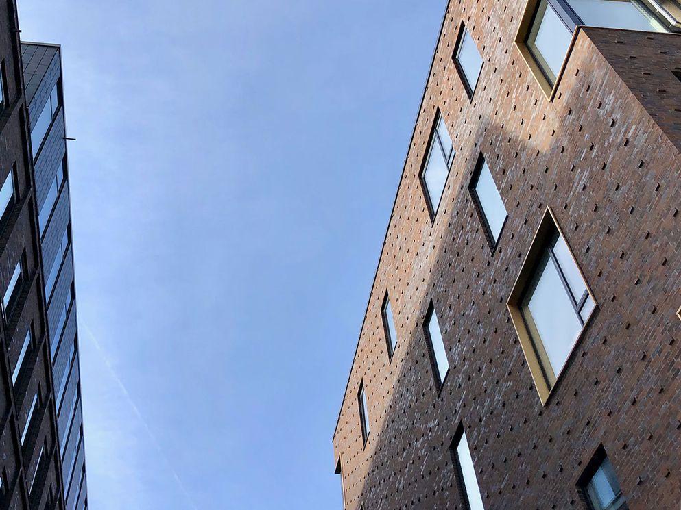Nybyg Byggeafsnit 4.2, Harild Hus, Carlsberg Byen, København