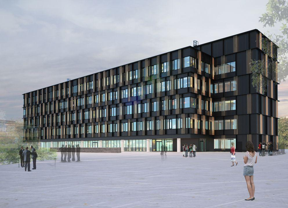 DTU har valgt at give universitetets største hovedentreprise til den hollandske entreprenørvirksomhed BAM. Entreprisen omfatter byggeriet af et nyt bioteknologisk forskningscenter, der skal huse DTU Biosustain - Novo Nordisk Foundation Center for Biosustainability. Byggeriet forventes at stå færdigt i juli 2016