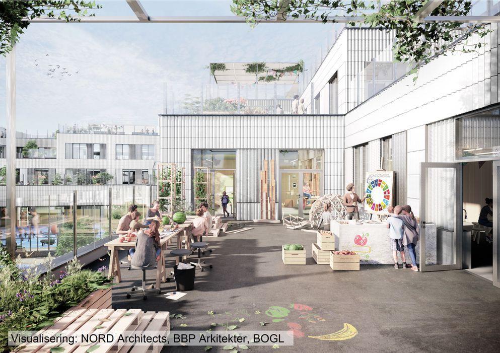 Ny Skole i Kødbyen (3)