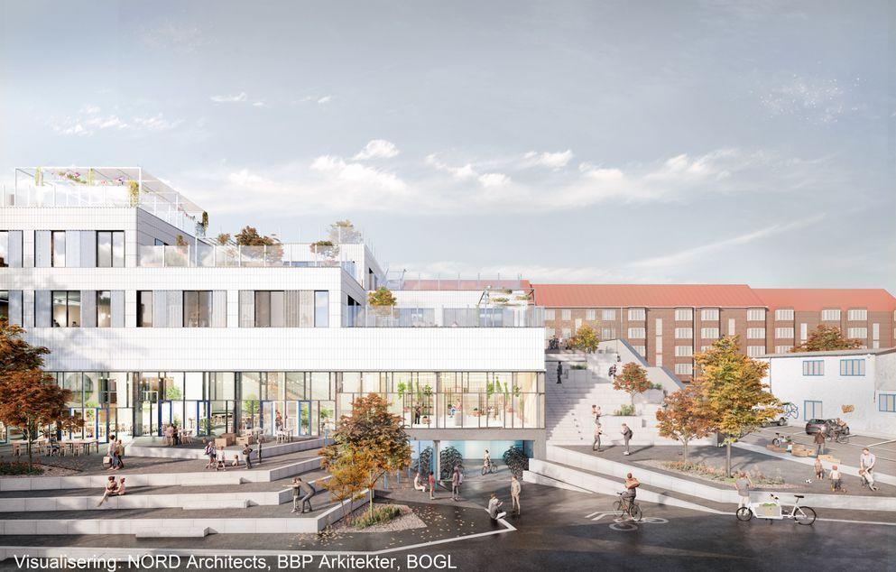 Ny Skole i Kødbyen (2)