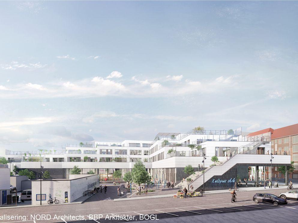 Ny Skole i Kødbyen (1)