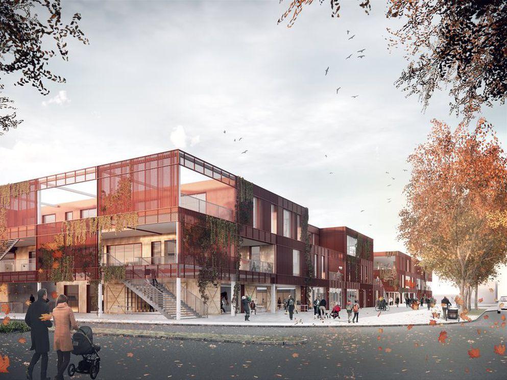 BAM Danmark vinder læringshus Nærheden