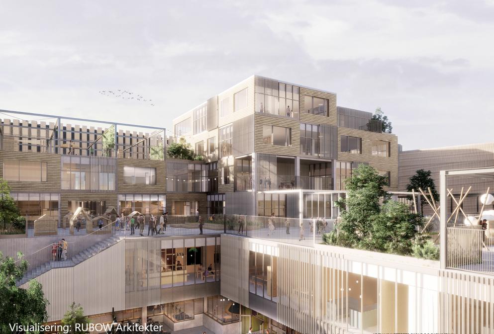 BAM Danmark vinder kontrakten på Københavns største skolebyggeri til dato